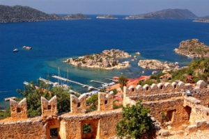 Kekova, with its picturesque islands and intriguing sunken city